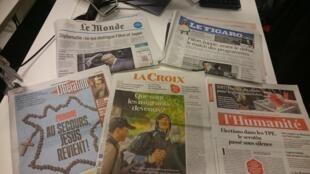 Diários franceses 24.11.2016