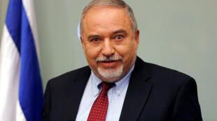 Bộ trưởng Quốc Phòng Israel, Avigdor Lieberman, thông báo từ chức ngày 14/11/2018.
