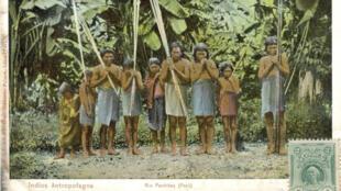 Libro 'El Bosque Ilustrado. Diccionario histórico de la fotografía amazónica peruana 1868 - 1950'. Autores: Juan Carlos La Serna y Jean-Pierre Chaumeil.