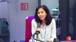 A jornalista, escritora e tradutora Silvia Bittencourt escreveu e traduziu livros sobre o nazismo.