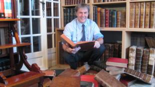 Jean Pruvost est passionné par les mots et leur histoire.