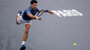 Novak Djokovic was last world number one in November 2016.