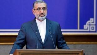 غلامحسین اسماعیلی سخنگوی قوۀ قضائیه ایران