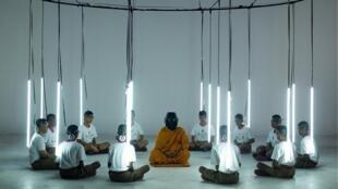 Scène de «Planetarium», de Chulayarnnon Siripol, dans «Ten Years Thailand».