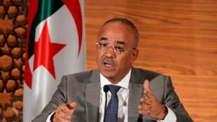 Thủ tướng Noureddine Bedou được tổng thống Algéri Abdelaziz Bouteflikat giao nhiệm vụ thành lập nội các mới, ngày 31/03/2019