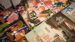 Avec les mangas, chacun peut trouver le thème qui l'intéresse, sport, cuisine, monde de l'entreprise, des mangas pour les jeunes, les adultes ou les séniors.