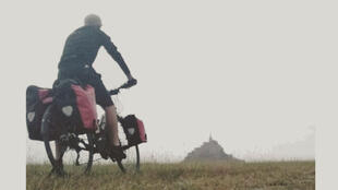 Téo Boutinaud a parcouru la route entre Paris et Erevan en vélo en deux mois.
