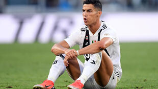 Cristiano Ronaldo, internacional português da Juventus.