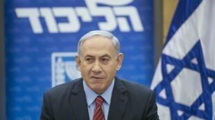 O parlamento israelense aprovou ontem a dissolução do governo do primeiro-ministro Benjamin Netanyahu.