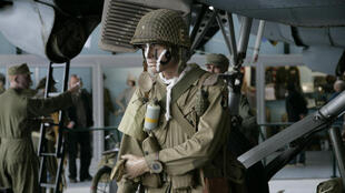Dummies on display at the Airborne Museum