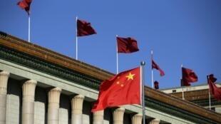 北京人民大會堂資料圖片
