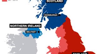 O Reino Unido votou a favor da saída da União Europeia