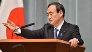 Chánh văn phòng nội các Yoshihide Suga hôm 27/12/2018 cho biết là Tokyo mới đây chính thức phản đối Bắc Kinh về vụ một tàu cá Trung Quốc hoạt động trái phép và có hành vi ngang ngược trong vùng đặc quyền kinh tế Nhật Bản.