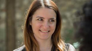 Alexandra Badea. CELLE QUI REGARDE LE MONDE d'Alexandra Badea. Ça va, ça va le monde! Festival d'Avignon 2019.