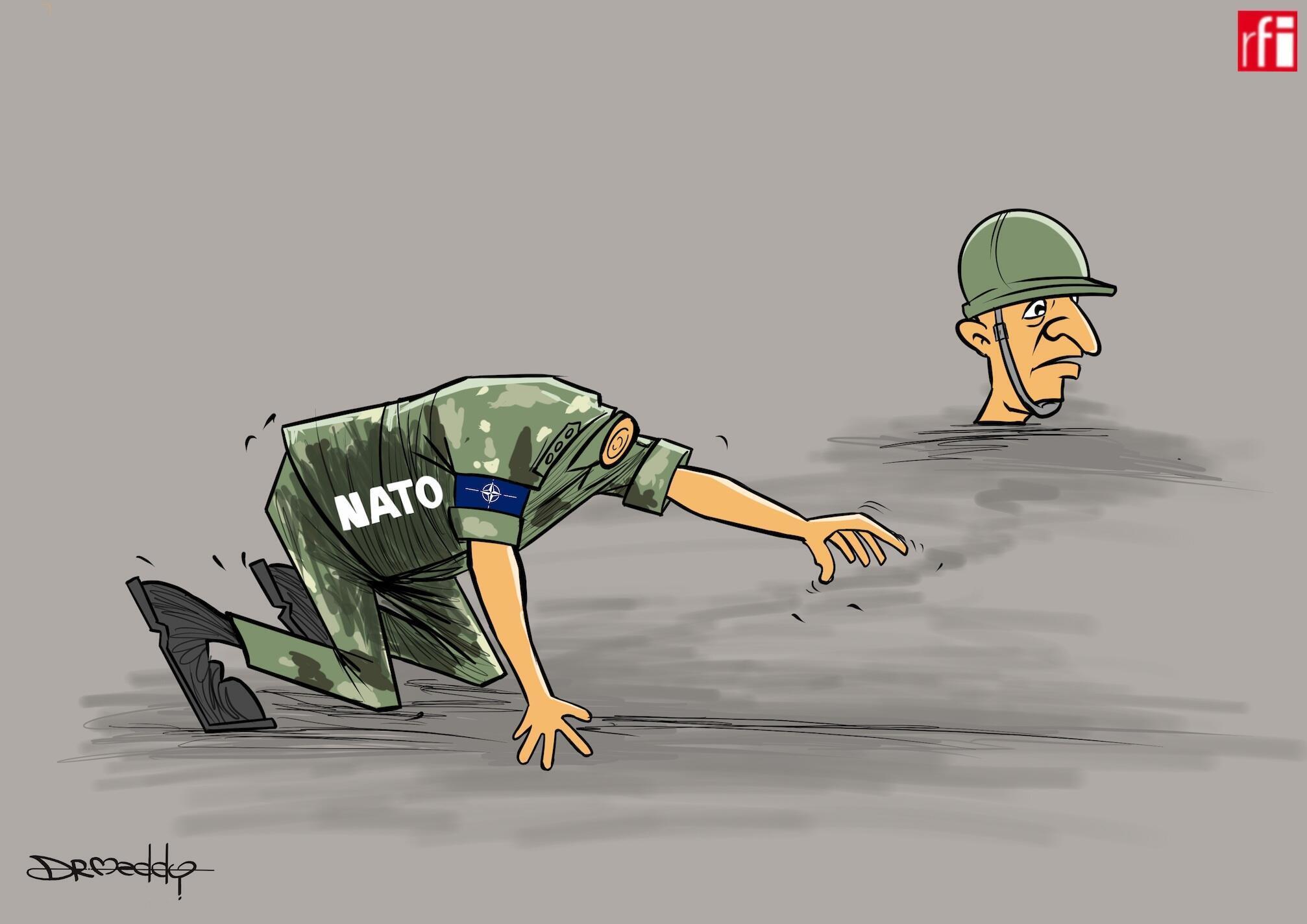Viongozi wa Jumuiya ya Kujihami ya Nchi za Magharibi (NATO) watofautiana  wakati jumuiya hiyo inahitaji kufanyiwa marekebisho, Desemba 5, 2019.