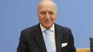 Министр иностранных дел Франции Лоран Фабиус (архив)