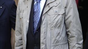 Former European Commissioner Mario Monti