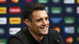 Dan Carter, who has won rugby union's world player of the year award three times, played his first competitive match for Racing 92 on Saturday.