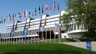 The Council of Europe headquarters in Strasbourg