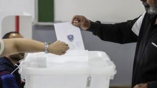 Eleições legislativas no Líbano. 6 de Maio de 2018.