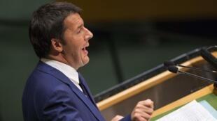 Greve geral na Itália depois que reforma do código do trabalho foi apresentada pelo primeiro-ministro italiano, Matteo Renzi.