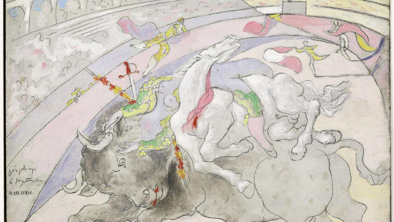 Reportage culture - L'exposition Picasso-Éluard: regards croisés au musée Picasso de Barcelone