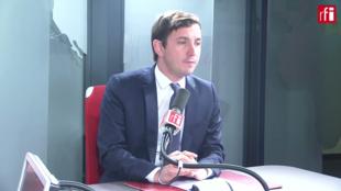 Aurélien Taché sur RFI le 12 juin 2019.