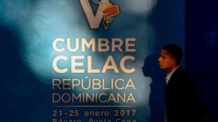 La cumbre tiene lugar en el Barceló Bávaro Convention Center, República Dominicana.