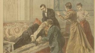 French President Felix Faure