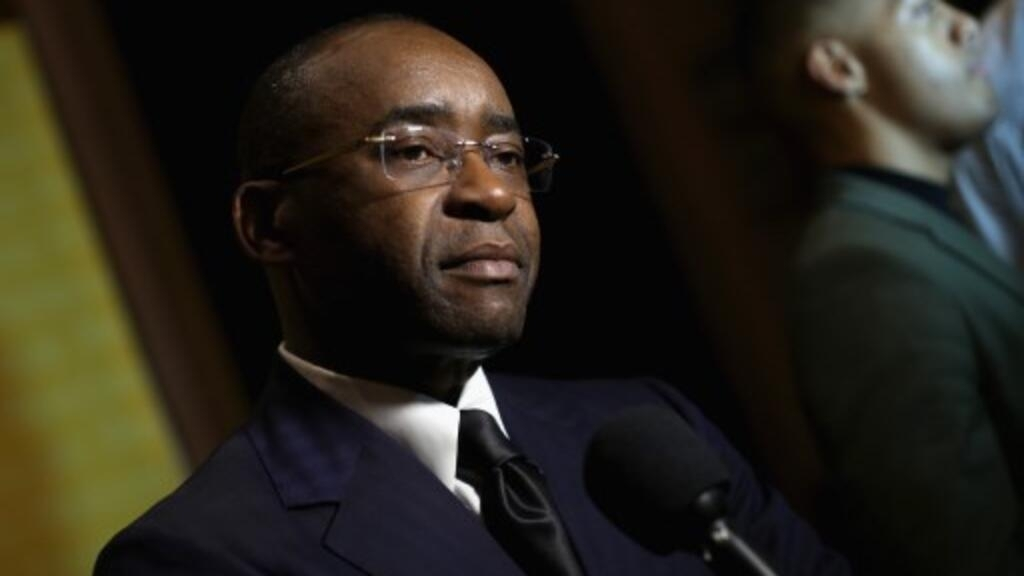 Strive Masiyiwa en novembre 2015 à New York.