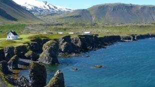 C'est au pied d'un glacier islandais que la Nasa a choisi de faire ses essais avant la prochaine mission sur Mars (photo d'illustration).