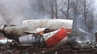 Máy bay của Tổng thống Ba Lan bị nạn ngày 10/4/2010