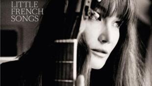 """""""Little French Songs"""" es el cuarto disco de Carla Bruni."""