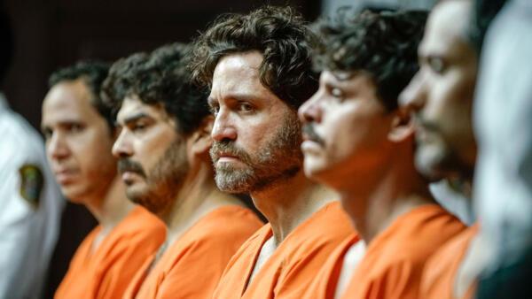 Edgar Ramirez dans « Cuban Network », d'Olivier Assayas.