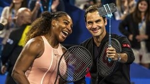 Serena Williams and Roger Federer, two of the greatest players in the history of tennis, played for the first time in their careers against each other at the 2019 Hopman Cup.