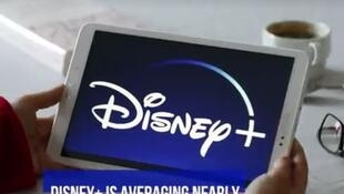 La nouvelle plate-forme de streaming Disney+