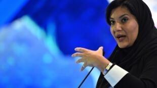 A Washington, Reema bint Bandar al-Saoud aura la lourde tâche de redorer l'image de l'Arabie saoudite.