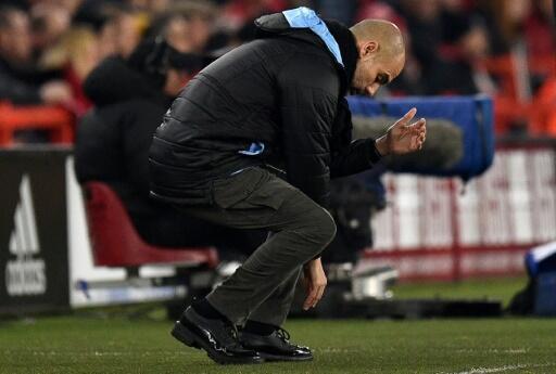 ¿Puede Guardiola salvar la temporada del Manchester City? - RFI