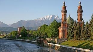 Соборная мечеть во Владикавказе