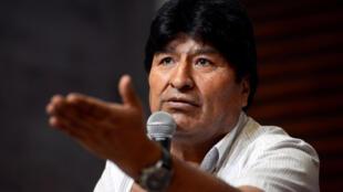 """El expresidente boliviano Evo Morales,  pidió """"justicia y libertad"""" para sus aliados afirmando que """"no cometieron delito""""."""