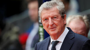 Roy Hodgson took over as Crystal Palace manager from Frank De Boer.