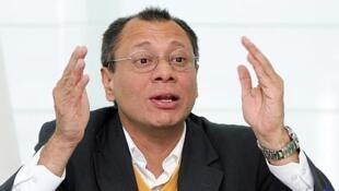 O vice-presidente do Equador, Jorge Glas