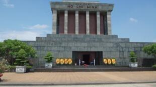 Lăng ông Hồ Chí Minh tại Hà Nội