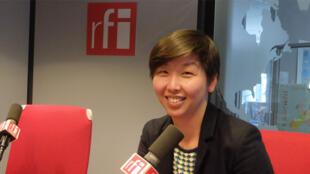 Mingou (Eliane Cheung).