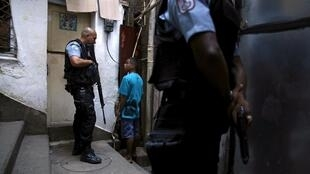 A ação policial é mais uma vez apontada no relatório anual da Anistia Internacional