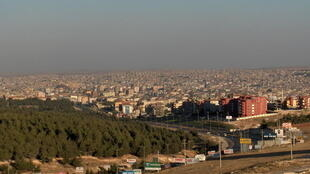 Gaziantep in Turkey has besome a hub for journalists who have left Syria