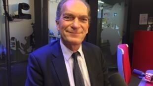 O cientista político Stéphane Witkowski