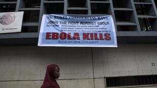 Ebola prevention campaigns, Sierra Leone