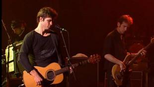Концерт в Эври группы Noir Desir (2002)