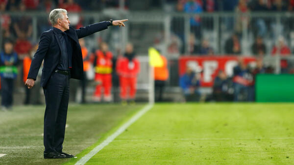 Jupp Heynckes came out of retirement and has led Bayern Munich to the Bundesliga title, the final of the German Cup and the Champions League semi-final.